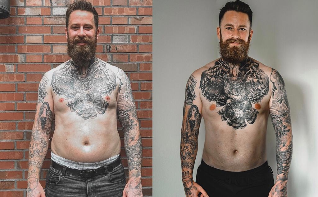22 WORKOUTS / 4 WEEKS — SHOW YOUR RESULTS THILO!