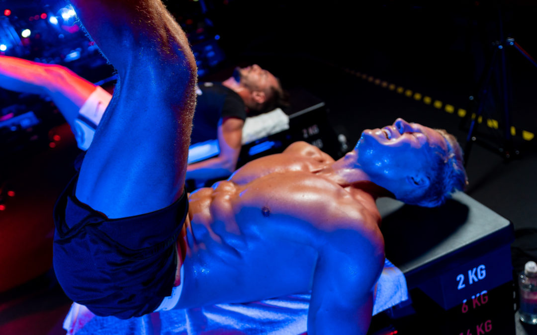 WHY TAKE IT TO THE NEXT HIIT-LEVEL?